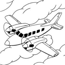 desenho-aviao-imprimir-pintar-33