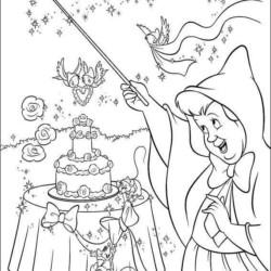 Desenhos Da Cinderela Desenhos E Colorir