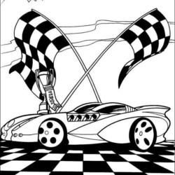 Desenhos Do Hot Wheels Desenhos E Colorir