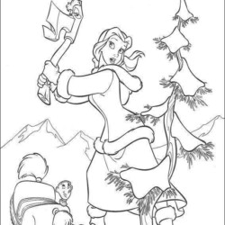 desenho-a-bela-e-a-fera-imprimir-19