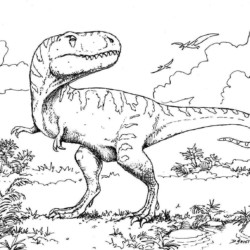 desenhos de dinossauros desenhos e colorir