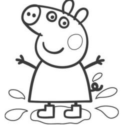 desenhos-peppa-pig-para-colorir- Desenhos do Peppa Pig para colorir pintar  imprimir, desenhos peppa pig, pintar, colorir, imprimir,