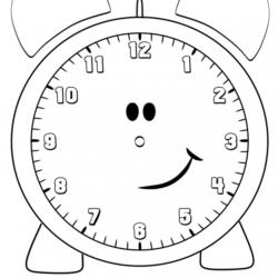0231cd0a0cd desenhos de relógios para imprimir e colorir
