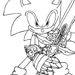 Desenhos Do Sonic Desenhos E Colorir