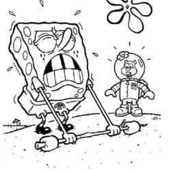 Desenhos Do Bob Esponja Desenhos E Colorir