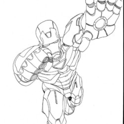 Desenhos Do Homem De Ferro Desenhos E Colorir